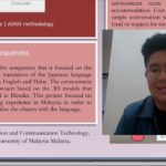UTeM IRID 2020 : Learning Japanese Language Using Augmented Reality