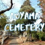 [Vlog] Aoyama Cemetery with Autumn Leaves | Tokyo Sightseeing, Japan