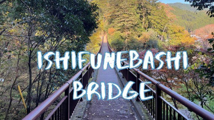 [Vlog] Ishifunebashi Bridge in Akigawa Keikoku Valley | Tokyo Sightseeing, Japan