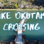 [Vlog] Lake Okutama Crossing around Autumn Leaves   Tokyo Sightseeing, Japan