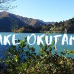 [Vlog] Lake Okutama | Tokyo Sightseeing, Japan