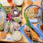 Eating Ikizukuri & Sashimi   Weird Japanese Food
