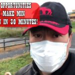 HOW I WAS MAKING MIN 30,000 YEN FOR  30 MINUTES IN JAPAN & HAVING LOTS OF FUN DOING IT!!!!
