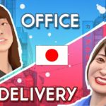 Japanese Anime Office VS Delivery Worker | Japan Anime Challenge