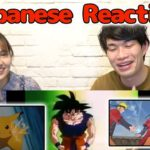 Japanese Reacts toMost Popular Japanese Anime Aired in the Philippines with a Thai
