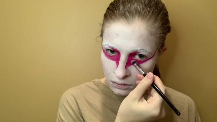 Kumadori Makeup: Kabuki Theatre of Japan