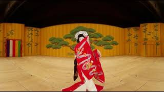 【VR version (with JP and ENG subtitles)】Learning about Kabuki via Videos: 'Kabuki for Beginners'