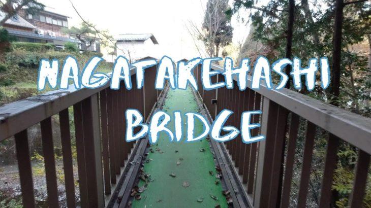 [Vlog] Nagatakehashi Bridge in Akigawa Keikoku Valley with Autumn Leaves | Tokyo Sightseeing, Japan