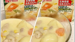A DAY OF MY LIFE I COOK A JAPANESE FOOD CREAM SOUP
