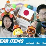 ANIMAL CROSSING: NEW HORIZONS Japanese New Years Items! What do they mean?