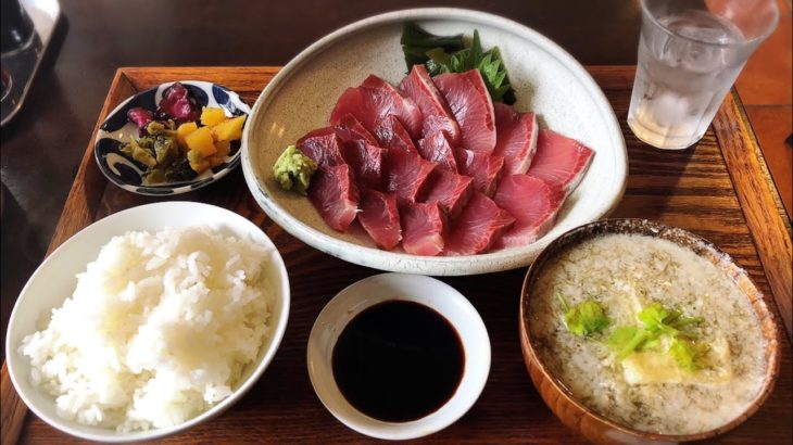 Amazing Sashimi in JapanーJapanese food#84