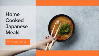 Home cooked [Japanese food] – Cooking 2021