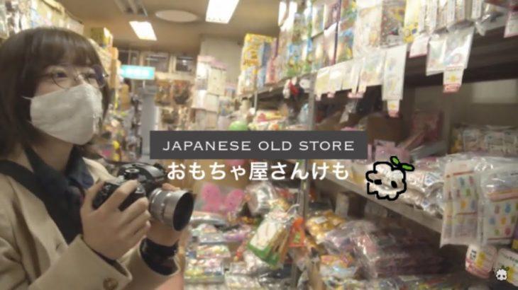 【Japanese culture 】1.おもちゃ屋さんけも