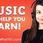 Learning Japanese Through Music