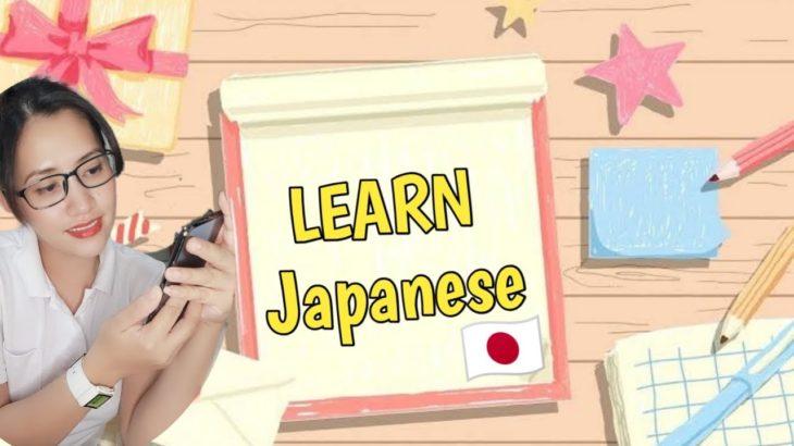 Learning Japanese level 2 / how to speak japanese language