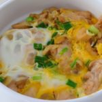 Oyakodon – Chicken and Egg in a Bowl (Japanese Food)   MollyDolly Cooking