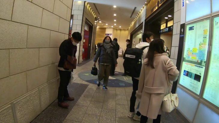 SORAMACHI(skytree)Sightseeing Spot View 【Japan Tokyo Local Life】(ソラマチの観光スポット風景【日本の東京の地元生活】)
