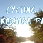 [Vlog] Cycling in Inokasira Park with Autumn Leaves | Tokyo Sightseeing, Japan