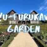 [Vlog] Kyu-Furukawa Garden with Autumn Leaves | Tokyo Sightseeing, Japan