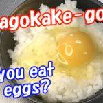 Egg Recipes for Rice/ Tamagokake-gohan [Japanese food recipes]