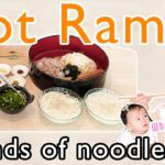 Japanese Summer Noodles which is quick and simple, healthy