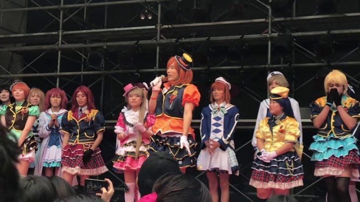 Japanese anime idols アニメアイドル