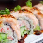 Kabuki Eat sushi Love Life