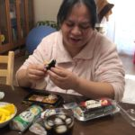 Mukbang! Japanese Culture: Iihou-maki (FutoMaki Sushi Rice Roll) 飯豊真紀