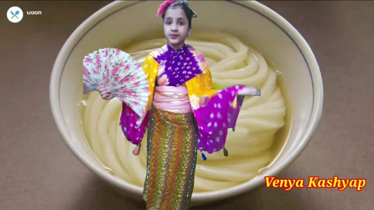 Venya in comparing Japanese culture and Indian culture.