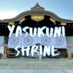 [Vlog] Yasukuni Jinja Shrine | Tokyo Sightseeing, Japan
