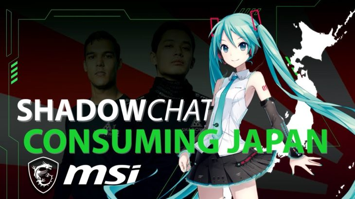 Consuming Japanese Culture, Shadowchat talks.