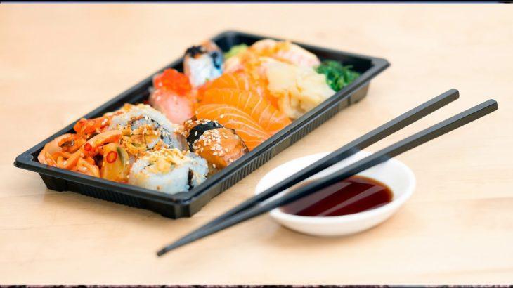 I LOVE SUSHI   JAPANESE FOOD  ANNE KITCHENETTE
