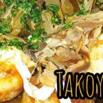 TAKOYAKI JAPANESE FOOD