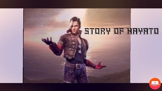 story of hayato ||ff character Japanese anime||