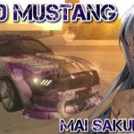 (Coming Soon) GTA SA Japanese/ Anime Mod – Ford Mustang with Mai Sakurajima Paintjob