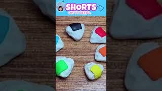 Diy Miniature Food Japanese Food Sushi|DIY BY BEENA#Shorts