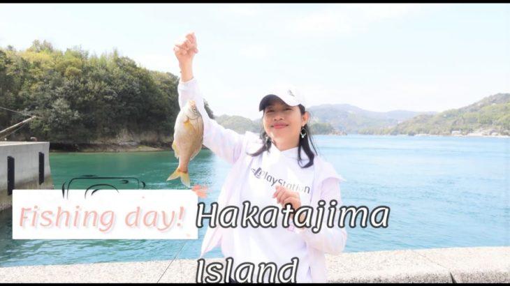 #4K #Fising at Hakata Island #Shimanami Kaido #Japan #釣り#伯方島#日本ស្ទូចត្រីនៅកោះហាកាតាប្រទេសេជប៉ុន#旅行