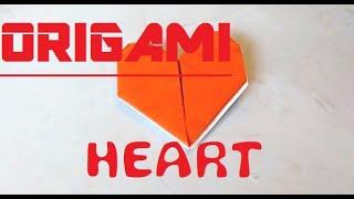 ORIGAMI | Cute HEART | JAPAN | 80% Slow-motion | 60% Slow-motion