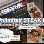 Teppanya Unlimited steak (Buffet)  Japanese food Sm North Edsa