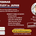Webinar Japan Series 3 – 2021 (Discover Kyoto While Learning  Japanese with Nihongo Center)