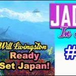 Will Livingston the Wild man of the Japanese Forests! READY SET JAPAN! – Jaded in Japan Podcast #39