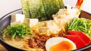 AFFORDABLE JAPANESE FOOD |SEAFOOD RAMEN & PORK DONBURI |Hana monette
