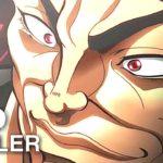 Baki: Son of Ogre 2021 – Official Teaser Trailer – Japanese Anime Netflix