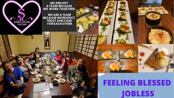 JAPANESE CUISINE|shiela lalabs