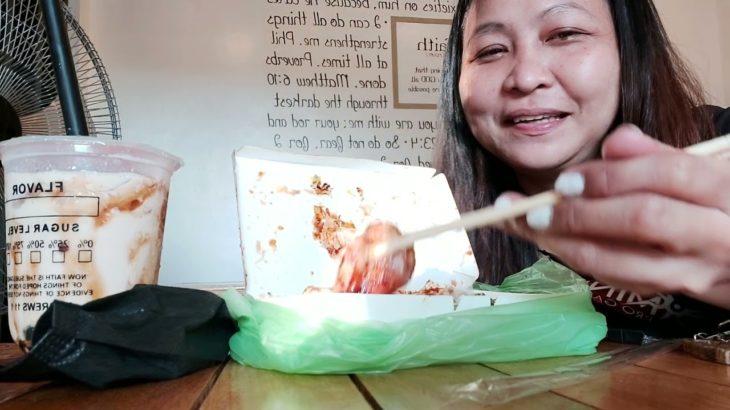 #Japanese food #takoyaki #Taiwan milktea#