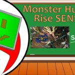 Learning Japanese from – Monster Hunter Rise Sensei: Stream 4