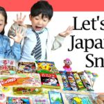 【DAGASHI】Let's Try Japanese Snacks and Candy!