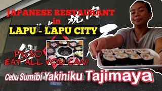 JAPANESE RESTAURANT IN LAPU LAPU | EAT ALL YOU CAN | SULIT