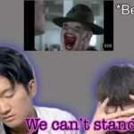 Japanese guys watch a horror video (we're telling you it's scary )