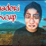 Kabuki (Kumadori) Makeup | Japanese Traditional Makeup